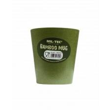 Чаша от бамбук