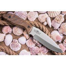 Нож Kizlyar Fortuna AUS-8 Satin Walnut
