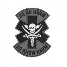 Нашивка Do No Harm