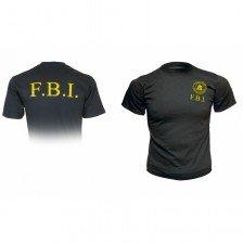 Тениска FBI Albainox