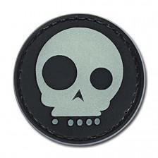 Нашивка Skull face