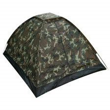 Камуфлажна двуместна палатка IGLU SUPER