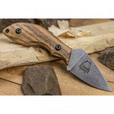 Нож Hammy AUS-8 LSW Walnut