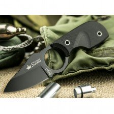 Нож за врат Kizlyar Amigo X Aus8-BT