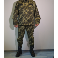 Камуфлажна униформа на украинската армия - Digital camo