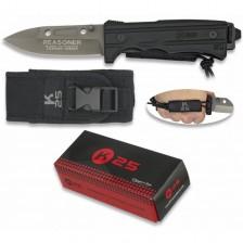 Тактически сгъваем нож K25 19545 201577-20