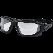 Балистични очила V-TAC Zulu - бяло стъкло