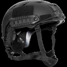 Airsoft  каска V Tactical ATH - черен