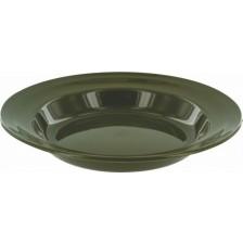 Дълбока къмпинг чиния 22 см