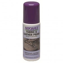 Импрегнираща вакса Nikwax Fabric/Leather 125 ml