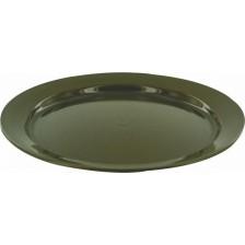 Плоска къмпинг чиния 24 см
