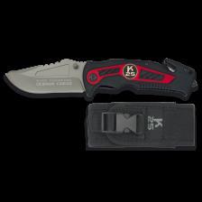Сгъваем тактически нож K25 19761