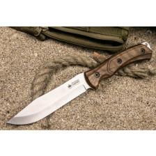 Нож Safari AUS-8 Walnut