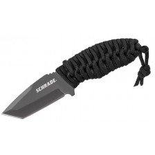 Нож за врат Schrade Full Tang Thumb Ramp Jimping