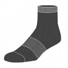 Спортни чорапи Baselayer Pathfinder Black-3чифта
