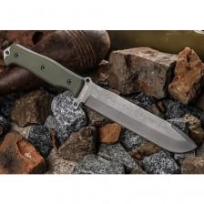 Нож Kizlyar Survivalist AUS-8 TacWash G10