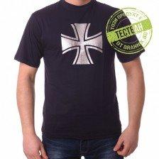 Тениска с железен кръст