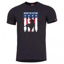 Тениска Born for Action