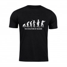 Тениска Evolution B&W