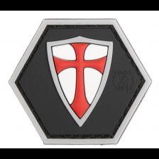 Нашивка Recte Faciendo Shield Hexagon
