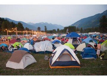 Фестивално къмпингуване - 7 неща, които трябва да знаем