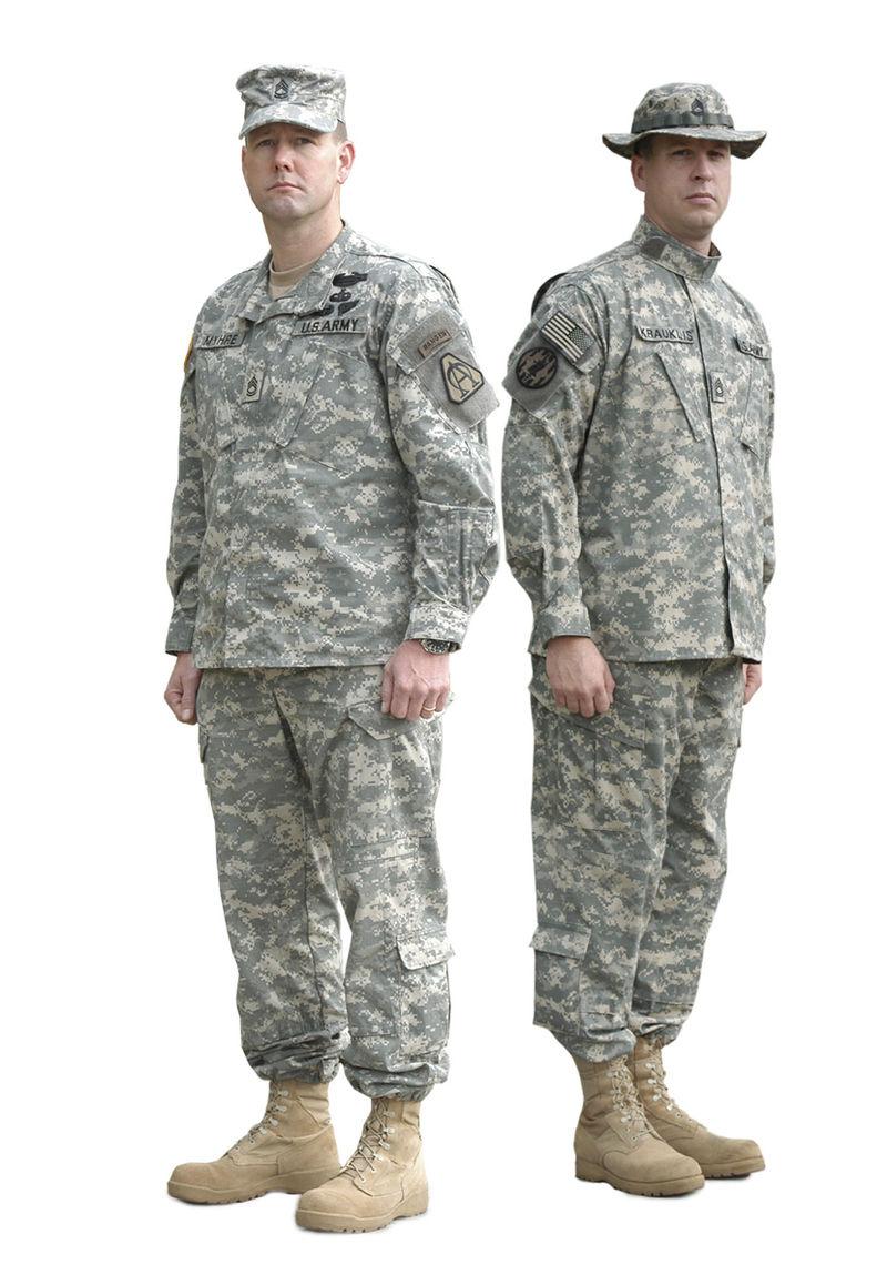 ACU униформа 2