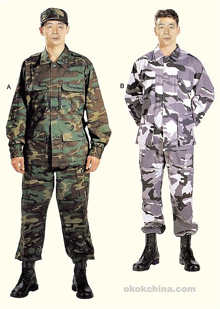 BDU униформа